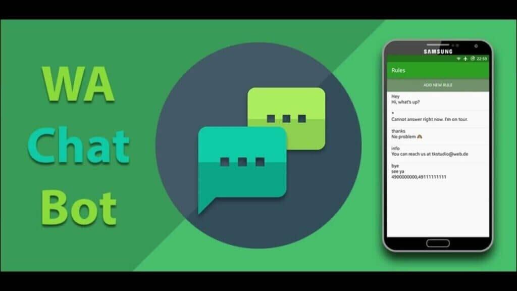mensagem automática whatsapp gb