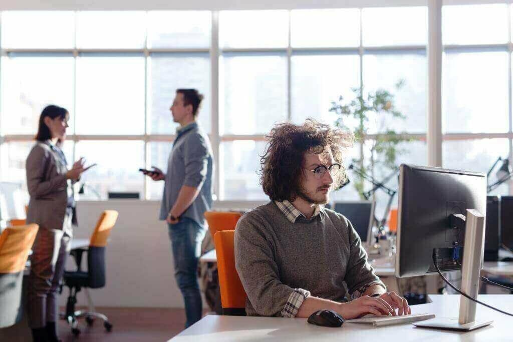 escritório virtual coworking